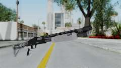 GTA 5 Pump Shotgun - Misterix 4 Weapons pour GTA San Andreas
