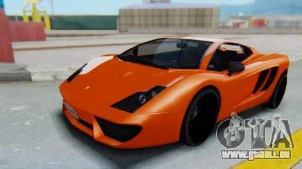 GTA 5 Pegassi Vacca IVF für GTA San Andreas