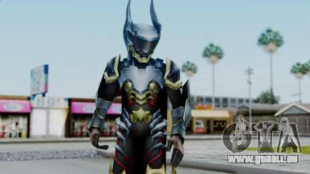 Kingdom Hearts BBS - Ventus Armored v1 pour GTA San Andreas