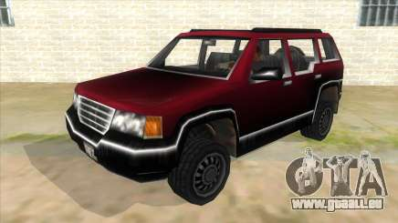 GTA III Landstalker pour GTA San Andreas