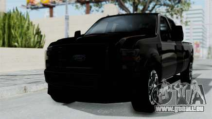 Ford F-250 Harley Davidson pour GTA San Andreas