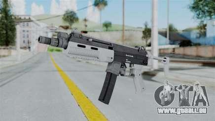 GTA 5 SMG - Misterix 4 Weapons für GTA San Andreas