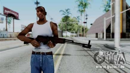 No More Room in Hell - Simonov SKS pour GTA San Andreas