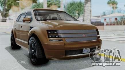 GTA 5 Vapid Radius pour GTA San Andreas