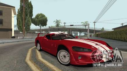 Dodge Viper Competition Coupe pour GTA San Andreas