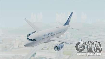 Airbus A319 Air Transylvania pour GTA San Andreas