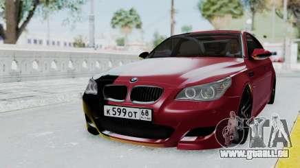 BMW M5 E60 für GTA San Andreas