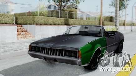 Clover Cabrio für GTA San Andreas