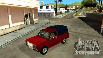 VAZ 2104 Pickup für GTA San Andreas