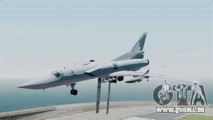 TU-22M3 für GTA San Andreas