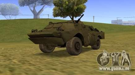 BRDM-2ЛД für GTA San Andreas