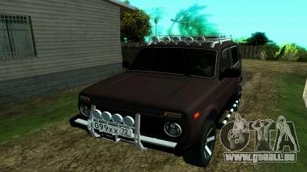 VAZ 2121 Niva Förster für GTA San Andreas