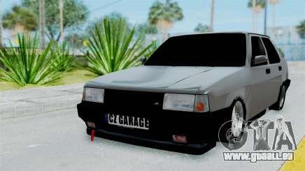 Tofas Dogan SLX für GTA San Andreas