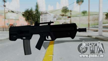 GTA 5 Advanced Rifle pour GTA San Andreas