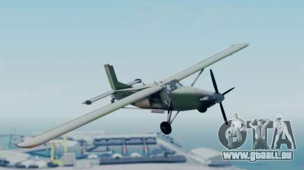 PC-6 USAF Markings für GTA San Andreas