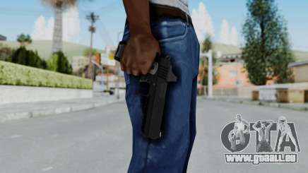 GTA 5 Heavy Pistol - Misterix 4 Weapons pour GTA San Andreas