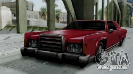 Remington Las Vivas pour GTA San Andreas