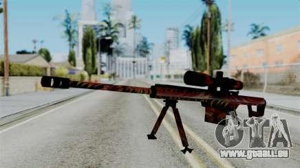 Barret 50.cal Phoenix pour GTA San Andreas