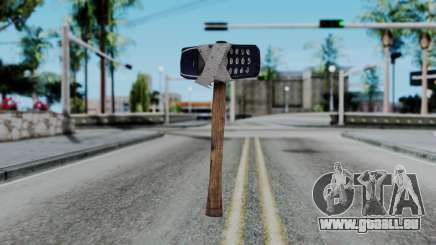 Nokia 3310 Hammer für GTA San Andreas