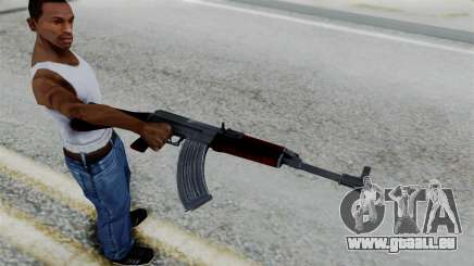No More Room in Hell - CZ 858 pour GTA San Andreas