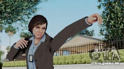 GTA 5 Karen Daniels IAA pour GTA San Andreas