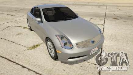 Infiniti G35 für GTA 5