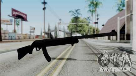 No More Room in Hell - Ruger 10 22 für GTA San Andreas