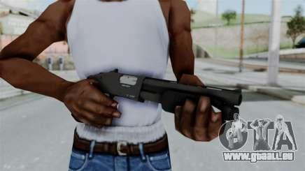 GTA 5 Sawnoff Shotgun für GTA San Andreas