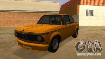 1974 BMW 2002 turbo v1.1 für GTA San Andreas