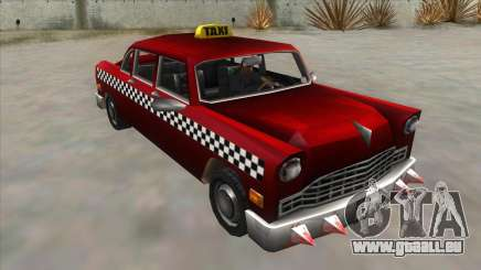 GTA3 Borgnine Cab für GTA San Andreas