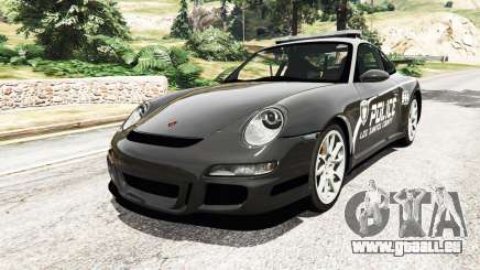Porsche 911 GT3 RS Pursuit Edition pour GTA 5