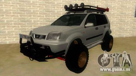 Nissan X-Trail 4x4 Dirty by Greedy für GTA San Andreas