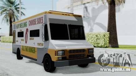 GTA 5 Tacovan für GTA San Andreas