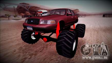 2003 Ford Crown Victoria Monster Truck für GTA San Andreas
