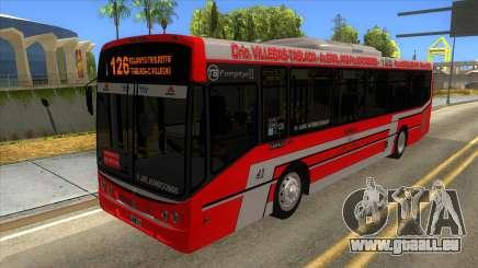 TodoBus Pompeya II Agrale MT15 pour GTA San Andreas