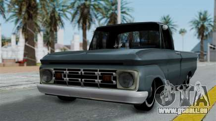 Ford F-100 1963 pour GTA San Andreas