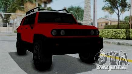 GTA 5 Karin Beejay XL pour GTA San Andreas