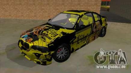 BMW M3 E46 Lily Itasha für GTA San Andreas