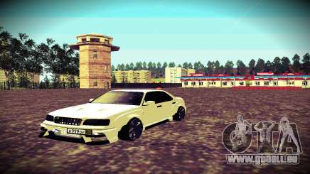 Nissan Cedric WideBody pour GTA San Andreas