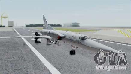 TU-22M3 Grau für GTA San Andreas