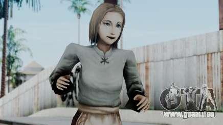 Girl Skin 6 pour GTA San Andreas
