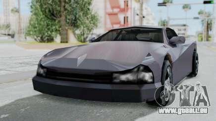 GTA LCS Cheetah pour GTA San Andreas