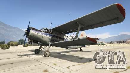 An-2 pour GTA 5