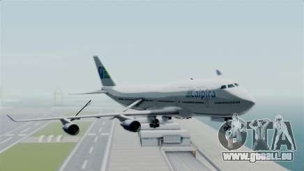 GTA 5 Jumbo Jet v1.0 Caipira Air für GTA San Andreas