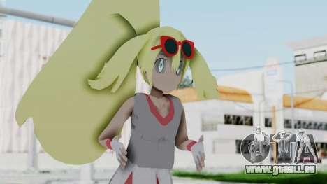 Pokémon XY Série - Korrina v2 pour GTA San Andreas