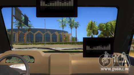 Toyota Kijang Grand Extra Full pour GTA San Andreas vue intérieure