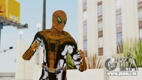 SpiderMan Indonesia Version für GTA San Andreas
