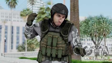 Black Mesa - HECU Marine v3 pour GTA San Andreas