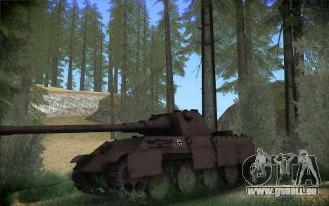 Panther II pour GTA San Andreas laissé vue