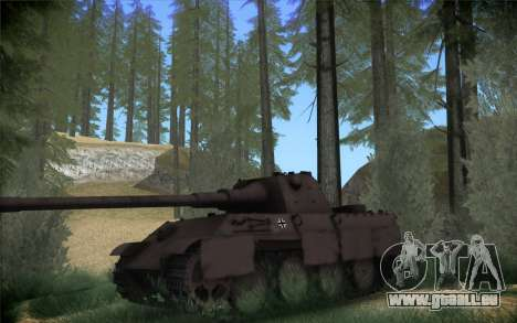 Panther II für GTA San Andreas linke Ansicht